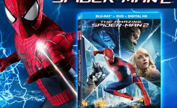 Be a Hero with The Amazing Spider-Man 2 {Video}