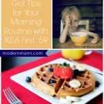 Need Help With Your Morning Routine? IKEA First :59 Offers Tips!