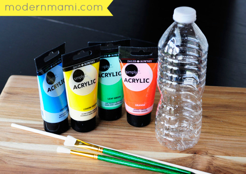 Puerto Rican Güiro Craft: How to Make a Water Bottle Güiro, Materials Needed