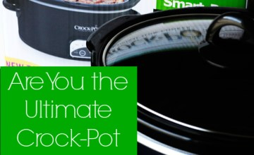Are You the Ultimate Crock-Pot Crock-Star? Show Off Your Skills for a Chance at $5K! {Video}