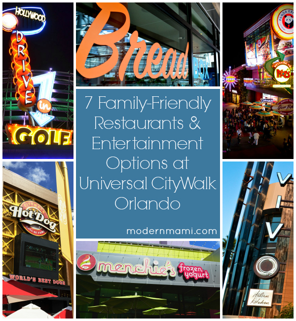 7 Family Friendly Restaurants Entertainment Options At