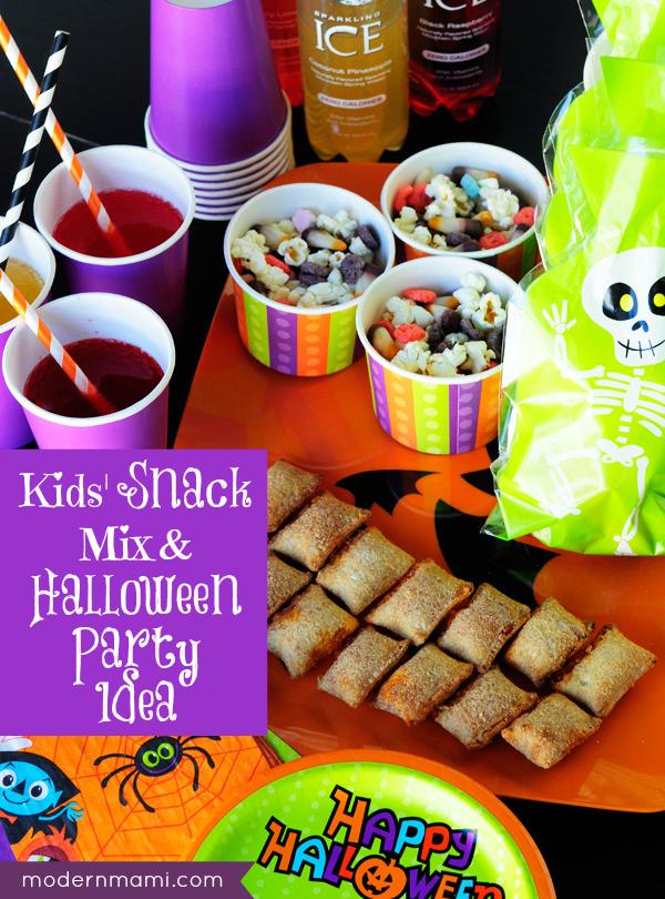 Kids' Halloween Snack Mix, a Spooktacular Party Snack Idea ...