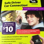 Help Your Teen Become a Safer Driver with Straight Talk's Safe Driver Car Connection