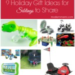 9 Holiday Gift Ideas for Siblings to Share