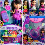Great Holiday Gift Ideas for Young Kids, New Dora and Friends Toys Review {Video}