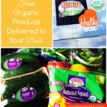Fresh Organic Produce Delivered Right to Your Door with Pero Family Farms' Organic Healthy Box! {Review}