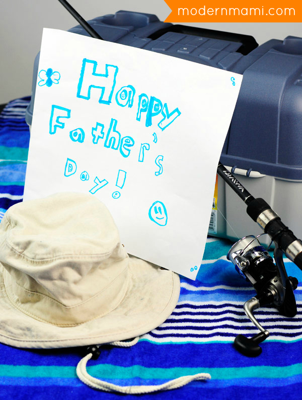 father s day gift idea get dad ready for a day of fishing