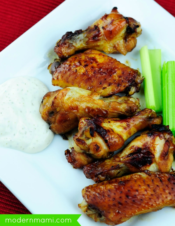 how to make chicken wings with teriyaki sauce