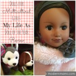 Dolls for Multicultural Girls: My Life As Doll of the Year {Review}