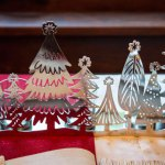 Adding Christmas to Our Foyer: Simple Christmas Decoration Idea