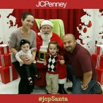 FREE Santa Photos & Fun for the Kids with #jcpSanta!