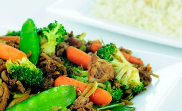 Holiday Leftovers Recipe: Puerto Rican Pernil Pork Stir Fry