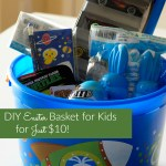 Build Your Own Easter Basket for Kids for Just $10!