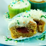 Easter Dessert Idea: Guava Cupcakes with Cream Cheese Frosting {Recipe}