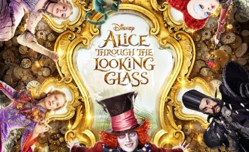 Follow Alice Through the Looking Glass for an Adventure in Time