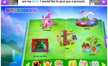 Make Summer Reading Fun with Speakaboos Reading App {Review}