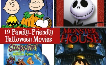 19 family friendly halloween movies for a spooktacular family movie night