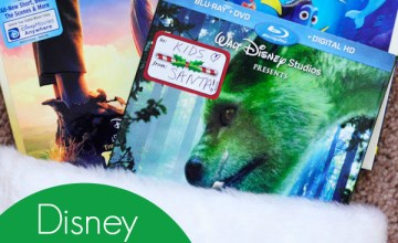 Give the Gift of Disney Movies this Holiday Season!