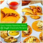 Easy Holiday Appetizer Ideas: 5 Empanada Recipes Guests Will Love!
