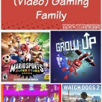 Gift Ideas for the (Video) Gaming Family