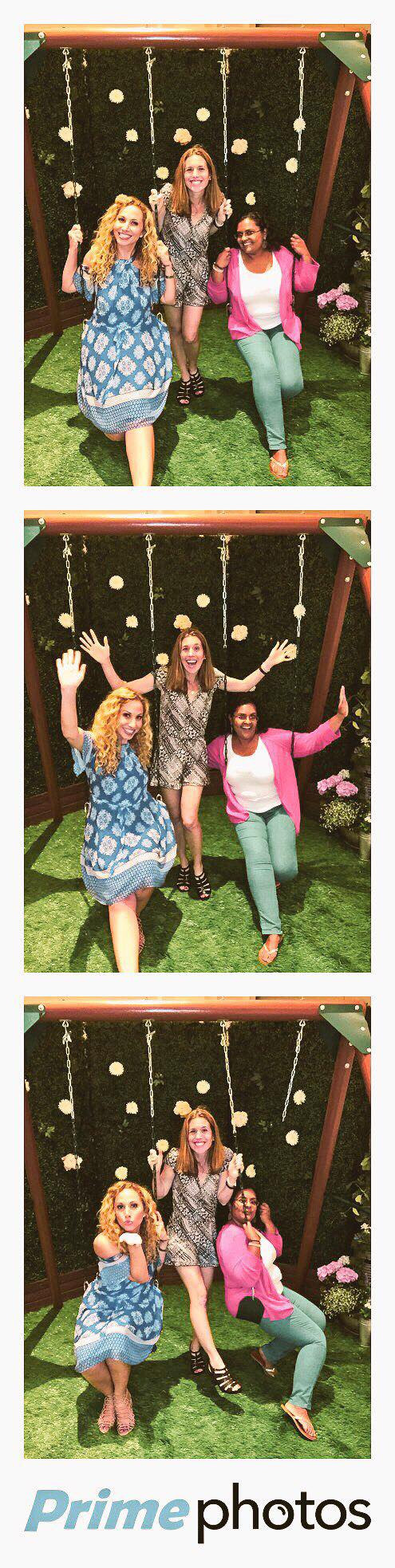 modernmami & friends in Amazon Prime Suite at Mom 2.0 Summit