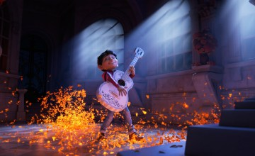 Disney Pixar's Coco: Visually Stunning, But Safe for Young Kids?
