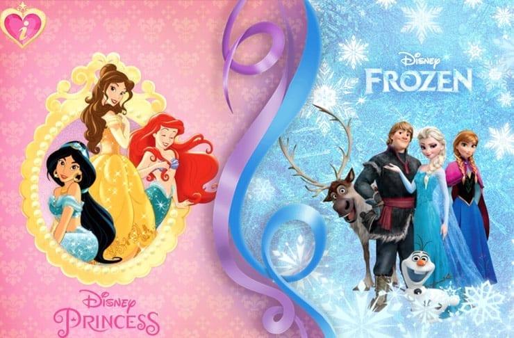 Disney Royal Celebrations Giveaway Win Disney Princess