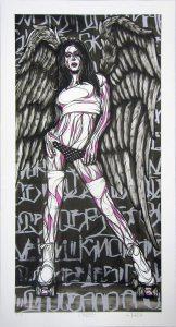 Artist: Norm Title: Always (Grey/Silver)