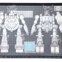 Richard-Duardo_Robots_Modern-Multiples_Silver_SN