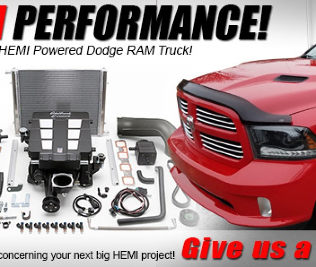 Dodge Ram Performance Parts