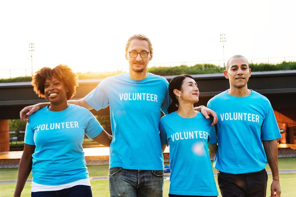 자원 봉사자로서의 노력 극대화를위한 8 가지 전략