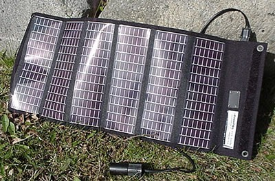 PowerFilm 5 Watt Folding Solar Panel