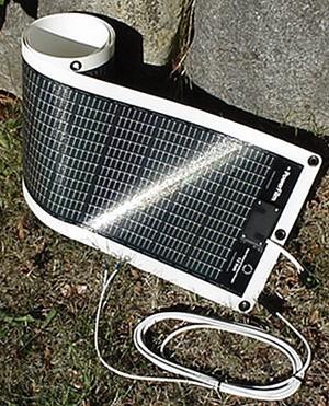PowerFilm 28 Watt Rollable Solar Panel