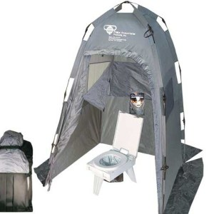 PETT Portable Outhouse System