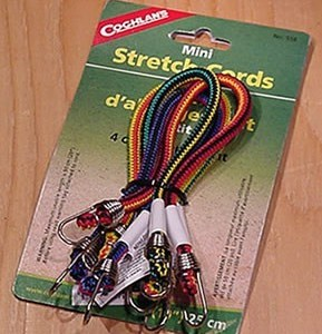 Mini Bungee Stretch Cords