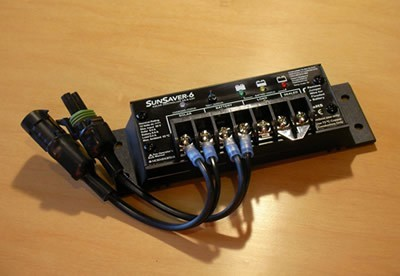 SunSaver 6 Solar Charge Controller w/ Powerfilm Connectors