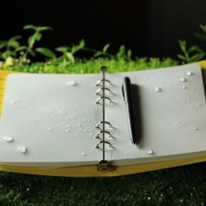 395 : Small Binder Sheets - Blank