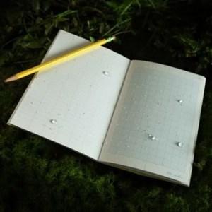 361 : Stapled Notebook (Metric Field)