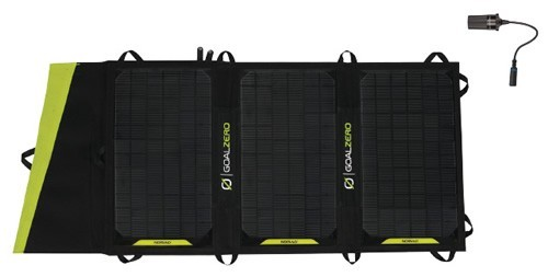 Nomad 20 : 20 Watt solar kit