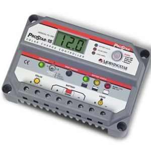 ProStar 15 Solar Charge Controller with Meter