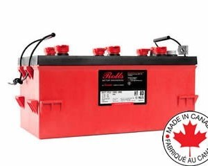 HT-8D : 12V Deep Cycle Battery (8D)