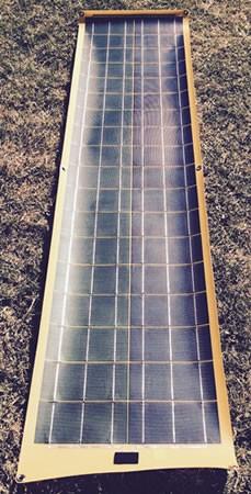 P3 Solar 90W rollable solar panel