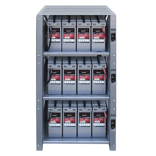outback ibc-3-48-175 battery rack