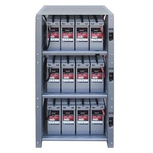 outback ibc-3-48-175 battery rack
