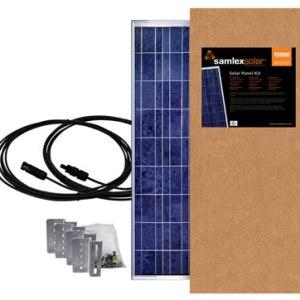 samlex SSP-150-KIT 150w solar panel kit