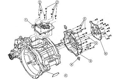 T 850 Case Components 2 Of 3 04 05 Neon Srt 4