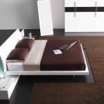 Aron Contemporary Bed From The Beds Collection At Modern