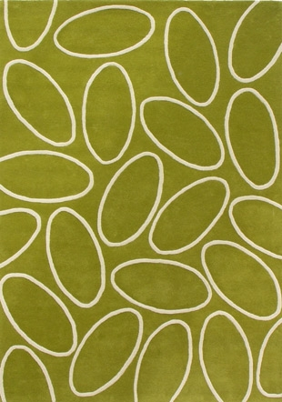 Florina Lime Rug From The Denmark Rugs Collection Collection At | Burnt Orange Stair Carpet | 4500 10538 | Non Slip | Orange Area Rug | Overstock | Self Adhesive