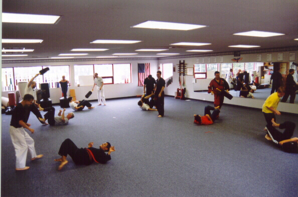 Seminar Series at Middletown Kenpo Karate Studio