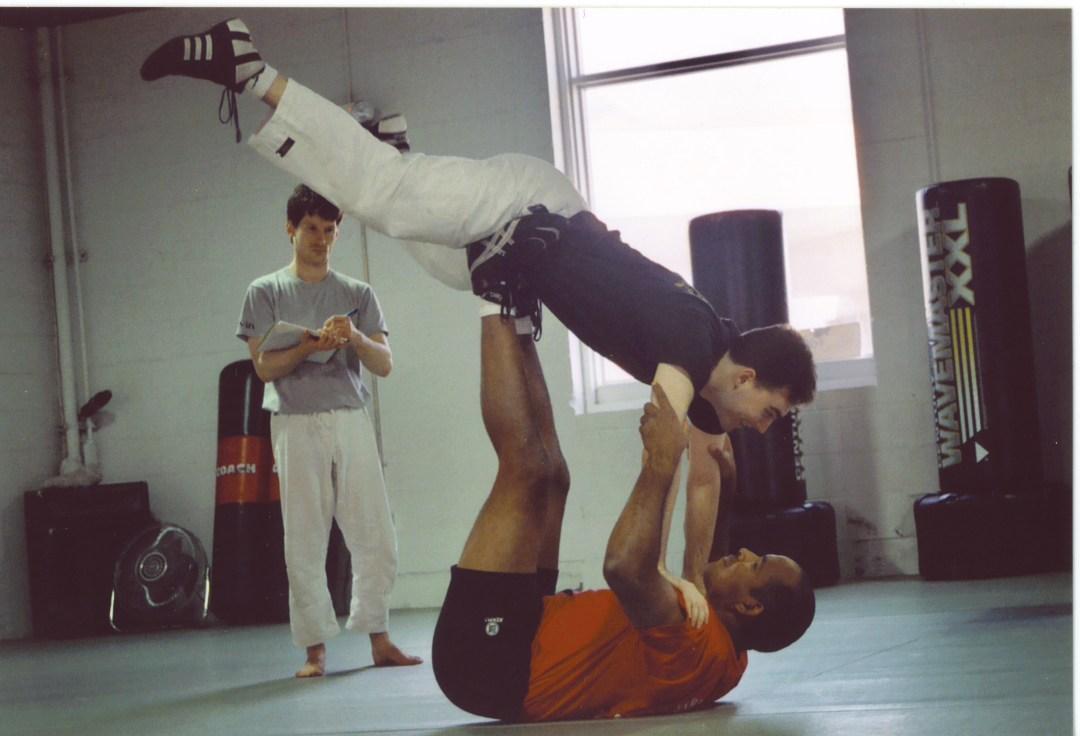 Brazilian Jiu-Jitsu in Portland, Maine